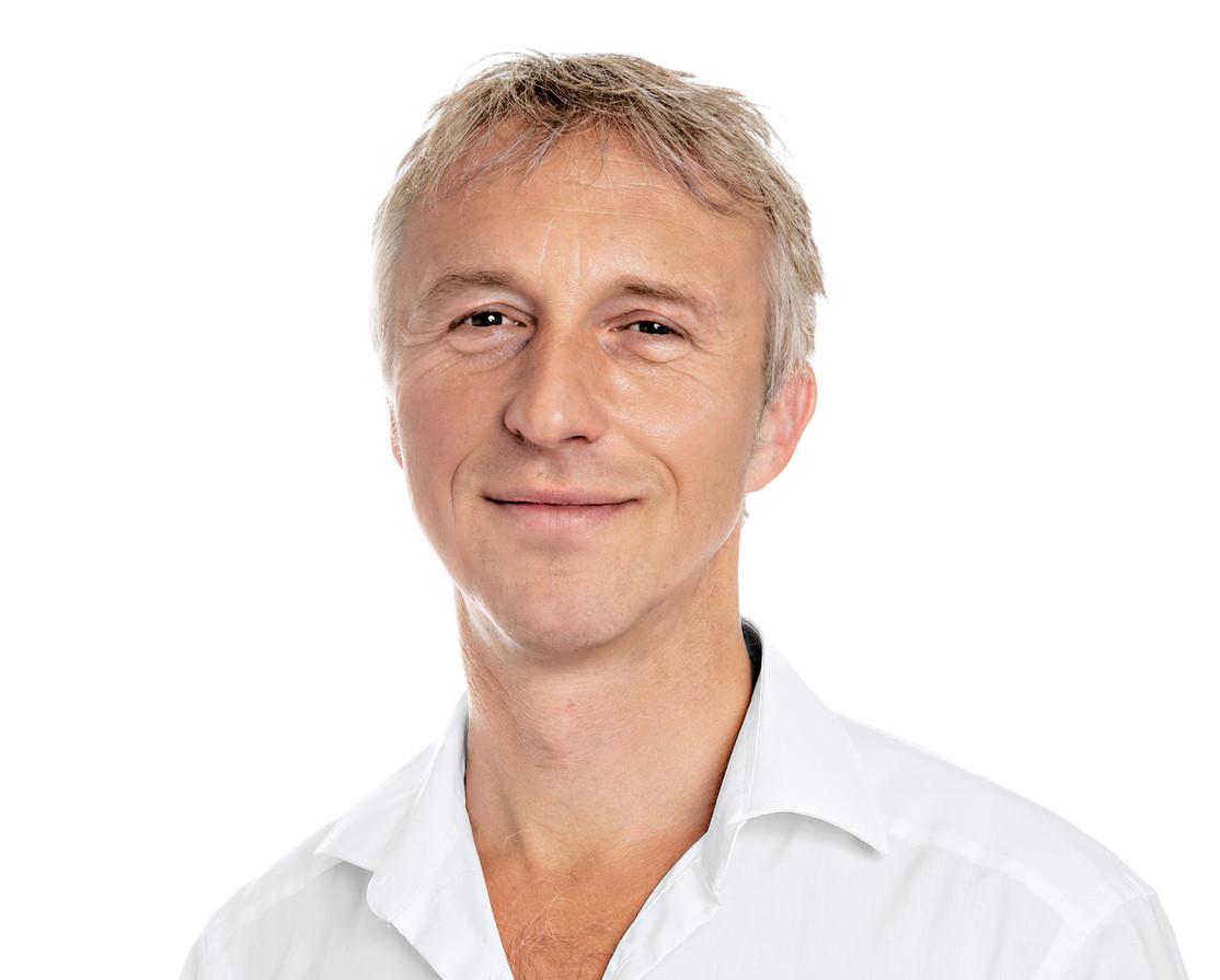 Dr. med. Ralf Heinrich, Leiter der THERA Praxisklinik